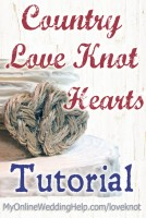 How to Make a Rope Heart in 5 Steps 3
