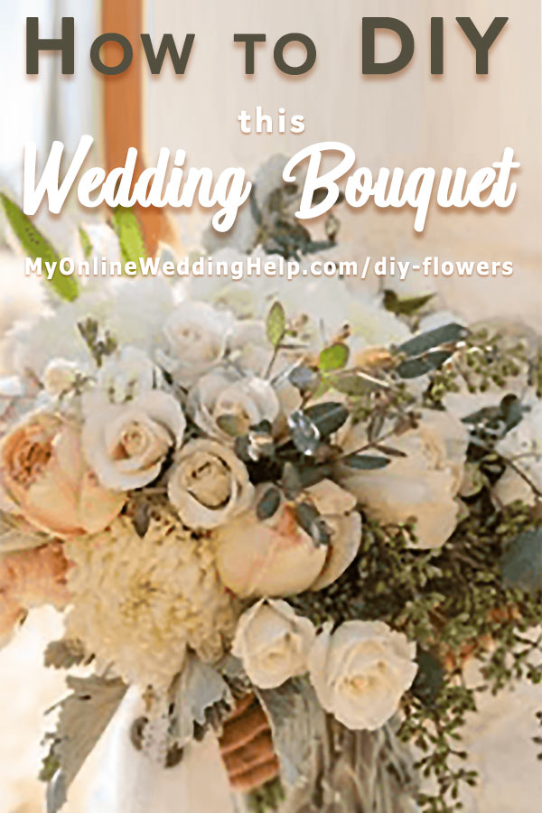 Country weddings require rustic look bridal bouquets and wedding party flowers. Tap and scroll to number 5 to see how to make a wedding bouquet with fresh flowers like this one. Look for the link to instructions and how to buy real flowers for your arrangements. #CountryWeddingIdeas #RusticBridalBouquets #MyOnlineWeddingHelp #RusticWeddingBouquets #RusticBouquets #CountryWedding #RusticWeddingFlowers #RusticWeddingIdeas #RusticWedding