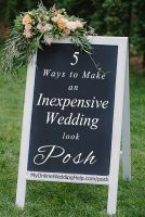 Top 5 Ways to Posh Up Your Wedding on a Budget 2