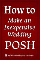 Top 5 Ways to Posh Up Your Wedding on a Budget 3