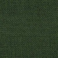 Hunter Green Burlap Fabric