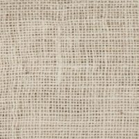 White Burlap Fabric