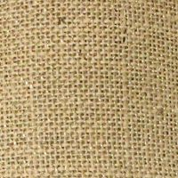 Natural Burlap Fabric with Gold Sparkle