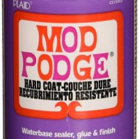 Mod Podge Hard Coat, 16 Ounce
