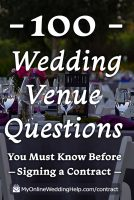 101 Questions to Ask Your Wedding Venue Covering 15 Must-Know Topics 4