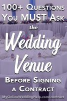 101 Questions to Ask Your Wedding Venue Covering 15 Must-Know Topics 3