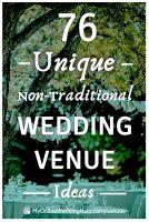 Unique non traditional wedding venue ideas