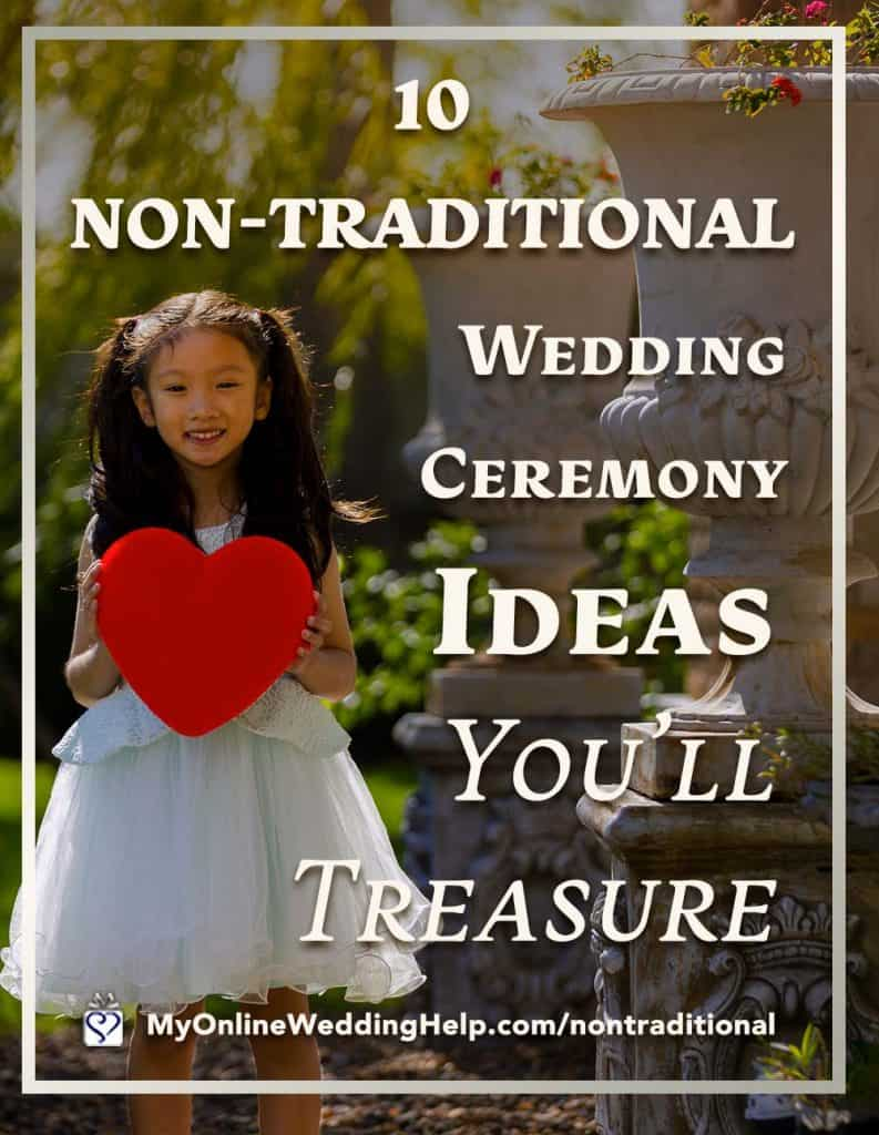 10 Nontraditional Wedding Ceremony Ideas You Will Treasure