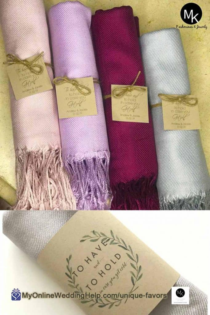 Pashmina Wraps for Wedding Guests