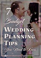 Budget wedding planning tips you need to know