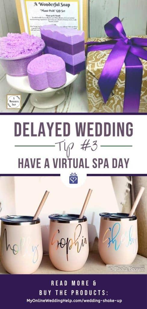 5 Tips for Planning a Delayed Wedding 1